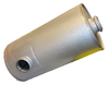 Volvo B10M Exhaust Silencer (To Intermediate Pipe)