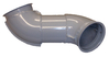 Volvo B10M Mk4 Exhaust Silencer Link Pipe