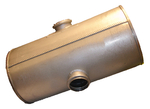 Volvo B10M Mk4 Exhaust Silencer (To Tail Pipe)