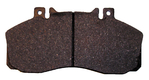 Mercedes Vario Front Brake Pad Set
